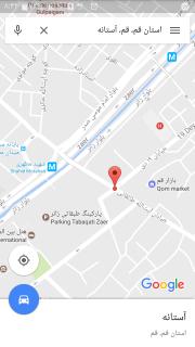 مسیر های اعلام شده برای راهپیمایی ۲۲بهمن در شهر قم